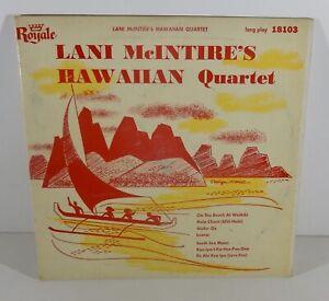 LANI McINTIRE Hawaiian Quartet