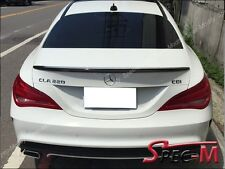 CLA45 AMG Carbon Fiber Trunk Wing Spoiler For C117 2013+ CLA200 CLA250