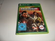 XBox 360  Mass Effect 2 (1) Classics