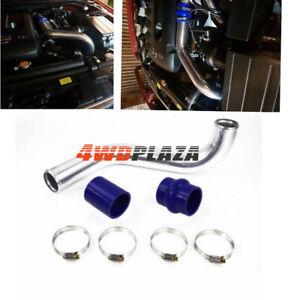Intercooler Hot pipe For Nissan Navara D40 2006-2011 2.5L Turbo Upgrade
