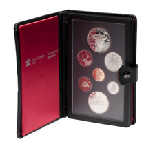 1982 Canadian Proof Double Dollar Set