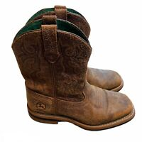 John Deere Boots Youth Size 4
