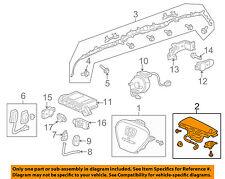 HONDA OEM Element Airbag Air Bag SRS-Passenger Inflator Module 77820SCVA51ZA