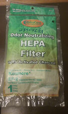 HEPA FILTER FOR KENMORE EF2 86880 BY ENVIROCARE 977