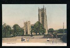 Somerset BRUTON Church & local children PPC pub by R Wilkinson Trowbridge