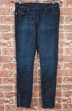 Diesel Skinzee Low Zip 26 x 32 Jeans 0843F Slim Skinny Low Waist Stretch