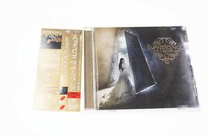 EVANE SCENCE THE OPEN DOOR EICP 670 JAPAN OBI CD A10269