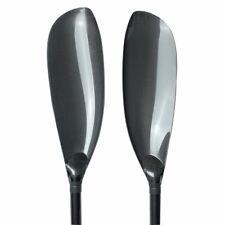With 10cm adjuster 2 Piece Carbon Fiber Kayak Paddle Oval Shaft
