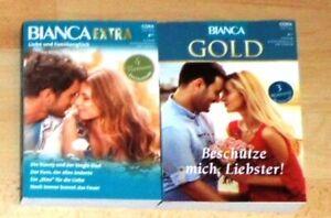 Liebesromane BIANCA Gold Band 64 und BIANCA Extra Band 99
