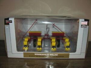 SpecCast 1:16 Scale Minneapolis-Moline Model 400 Planter
