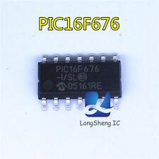 NEUF Microcontrôleur Unité 10PCS PIC16F676-I//SL SOP-14 microcontrôleurs