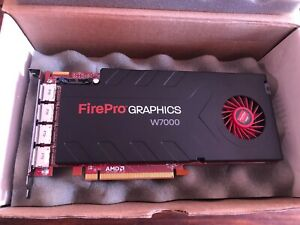 AMD FirePro W7000 Workstation/Gaming graphics card