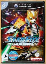 STAR FOX ASSAULT - NINTENDO GAMECUBE - PAL ESPAÑA - COMPLETO
