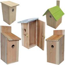 Nistkasten Nisthaus Vogelhaus Vogelhäuschen Meisenkasten Vogelnistkasten Holz