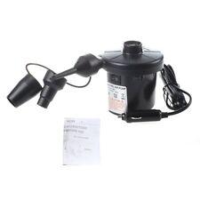 Bomba de aire para inflar 12V electrico acampa portable H8K8
