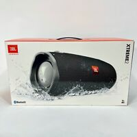 New JBL Xtreme 2 Portable Waterproof Wireless Bluetooth Speaker - Black
