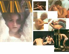 VIVA by PENTHOUSE RARE BEN MURPHY FULL FRONTAL! JOHN LITHGOW NUDE HAIRY MEN