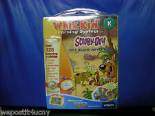Scooby-Doo Whiz Kid  Lost Island Whiz Kid Learning Book New  K