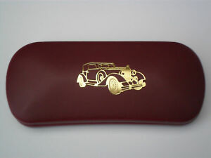 ROLLS ROYCE  car brand new metal glasses case can be personalised great gift!!