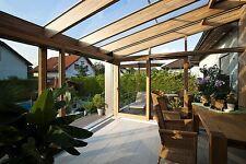 Holz-Alu Wintergarten  6 x 4 - 24 m²