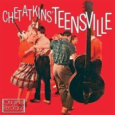 CHET ATKINS TEENSVILLE NEW CD ROCK N ROLL INSTRUMENTAL GUITAR