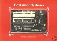 PORTSMOUTH BUSES-Tram, Trolleybus and Buses of the area