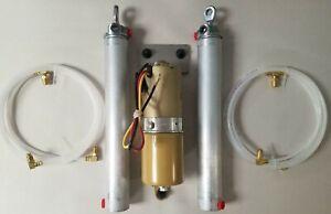1965-1970 Cadillac Deville & Eldorado Convertible Top Pump Hose Cylinder kit