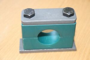 STAUFF PIPE CLAMP 6MM OD TO 42MM OD COMPLETE SELECT YOUR SIZE AND QTY