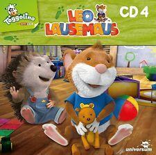 Leo Lausemaus - CD 4 (Hörspiel)
