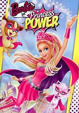 Barbie in Princess Power DVD