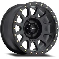 "17"" Method Race Wheels style NV Black finish 6 lug 6x139.7 Et 0  MR30578560500"