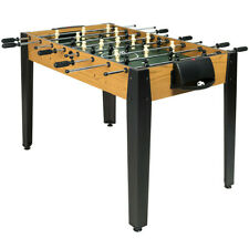"Foosball Soccer Table 48"" Competition Sized Arcade Game Room Hockey Sports Toy"