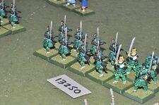 25mm japanese clan wars RPG 12 figures  (13250)