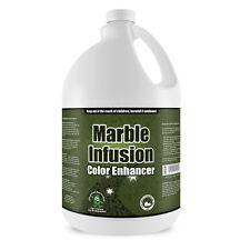 Natural Stone Color Enhancer & Sealer - Marble Infusion, 1 Gallon