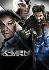 X-Men Experience Collection (DVD, 2014, 4-Disc Set)
