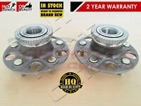 FOR HONDA CIVIC 2.0 TYPE R EP3 2x REAR WHEEL BEARING BEARINGS HUB KIT 5 STUDS