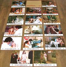 LA BAMBINA - Alberto Lattuada - JEU 16 PHOTOS D'ÉPOQUE LOBBY CARDS (1974)