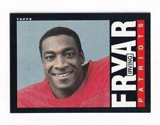 1985 Topps #325 Irving Fryar ROOKIE CARD SCARCE & SWEET--35 years old!
