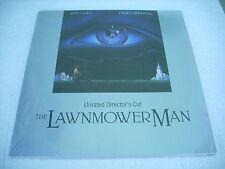 THE LAWNMOVER MAN - THE Directors' Cut 2LD / MOVIE USA Laserdisc