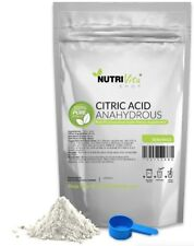 2X 5 lb (10 lb) 100% PURE Citric Acid Organic - Made in USA - Non- GMO USP