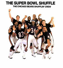 Chicago Bears Super Bowl Shuffle 1985 8X10 Glossy Photo Picture