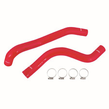 Mishimoto 15+ Mustang EcoBoost Red Silicone Coolant Hose Kit MMHOSE-MUS4-15RD