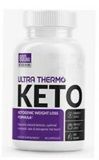 Ultra Thermo Keto - Ketogenic Weight Loss Formula (60 Capsule)