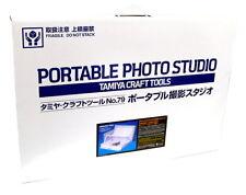 Portable Photo Studio - Tools - Tamiya - NEW - TAM74079