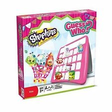 Shopkins Guess Who Game - Wm024778