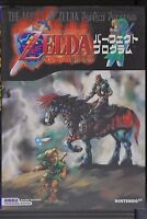 JAPAN The Legend of Zelda: Ocarina of Time Perfect Program (Book)