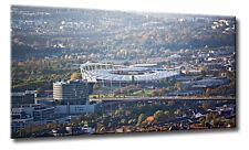 Leinwand Bild Stuttgart Fußball VFB Daimler Stadion Cult Fan Bad Canstadt BW