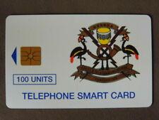 Chip kaart gebruikt Uganda  -  100 Units