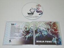 Various / Ninja Tune / Xx Sampler (ZENCD160SP) Cdr Album