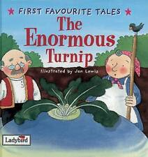 First Favourite Tales: The Enormous Turnip,  | Hardcover Book | Good | 978072149